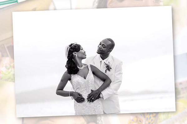Shavon & Samuel's Saint Croix destination wedding Slideshow