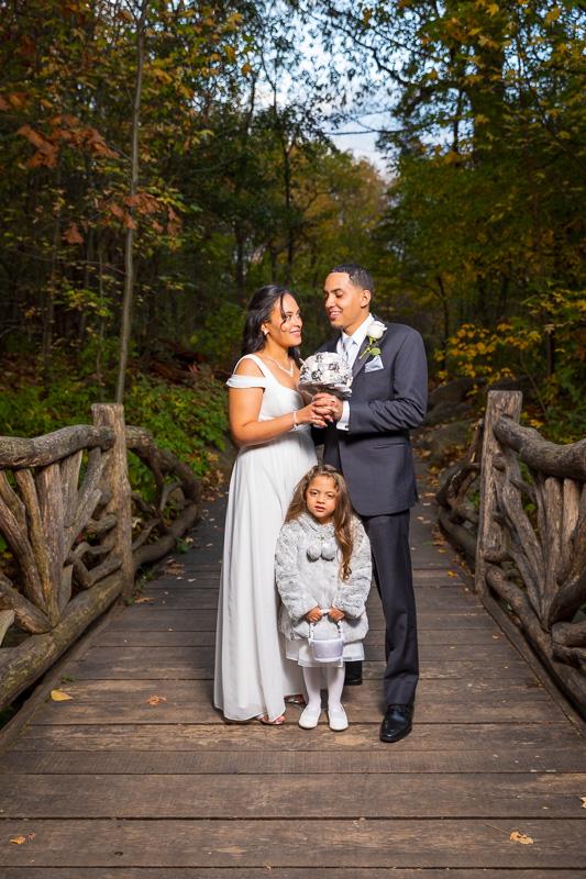 central park wedding inspiration