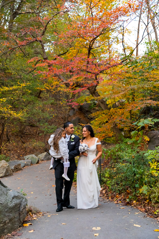 central park nyc professional wedding photographer